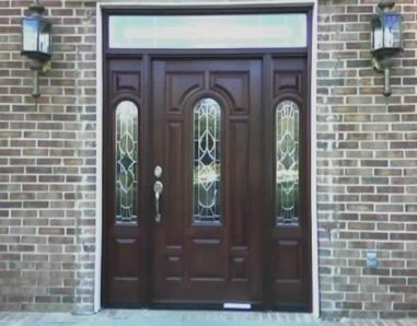 exterior door installation, entry door installation